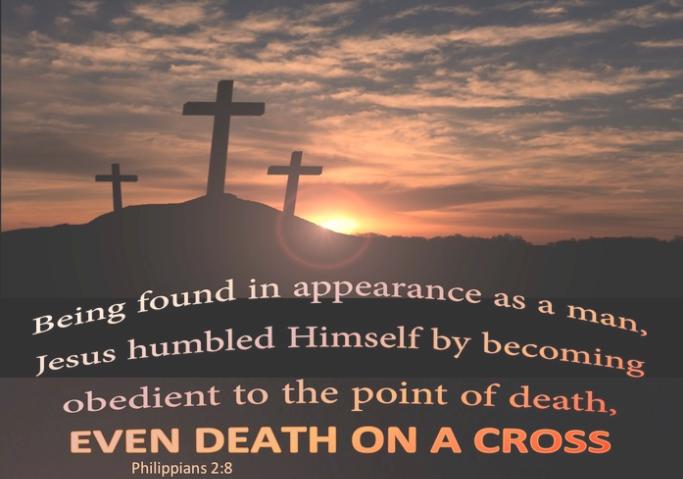 10월 4일 십자가를 보고